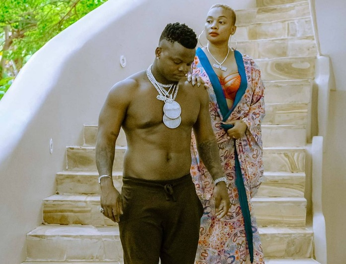 Meseji na video za utupu za Harmonize kwenda kwa Paula wa Kajala