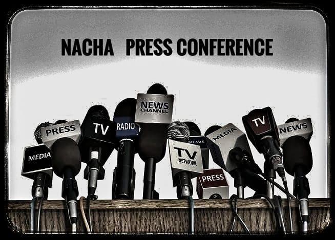 MP3 DOWNLOAD Nacha – Press conference