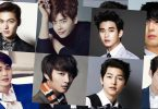 Top Most Popular and Handsome Korean Drama actors.