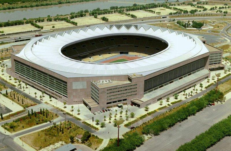 Estadio La Cartuja, Seville