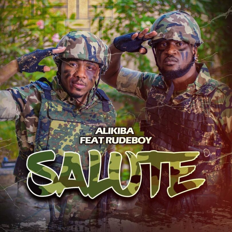 MP3 DOWNLOAD Alikiba Ft RudeBoy – Salute