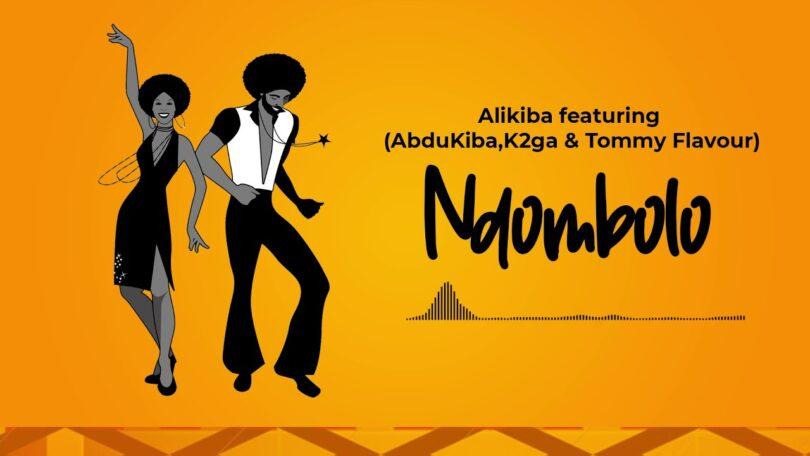 MP3 DOWNLOAD Alikiba x Abdukiba x K2ga x Tommy Flavour - Ndombolo
