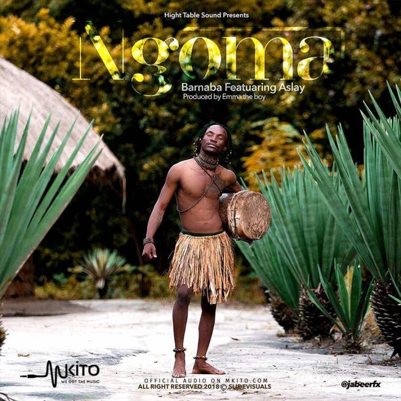 MP3 DOWNLOAD Barnaba Ft Aslay - Ngoma