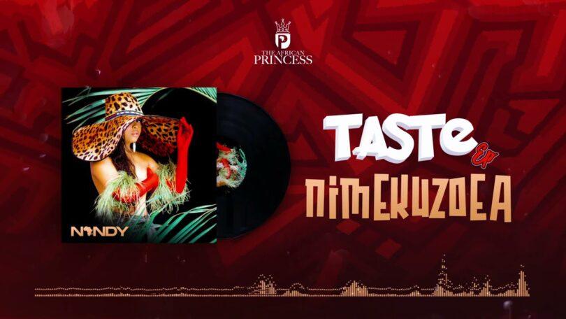 MP3 DOWNLOAD Nandy – Nimekuzoea