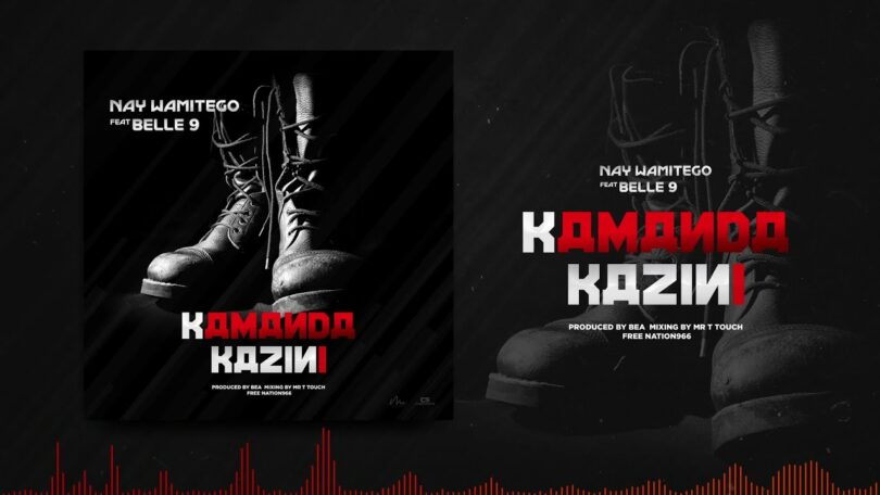 MP3 DOWNLOAD Nay Wamitego x Shebby Love - Hatuna Kitu