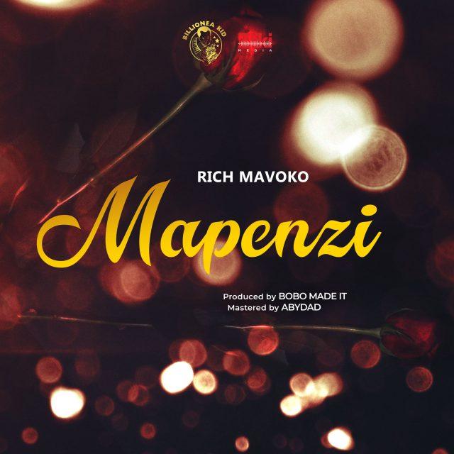 MP3 DOWNLOAD Rich Mavoko – Mapenzi