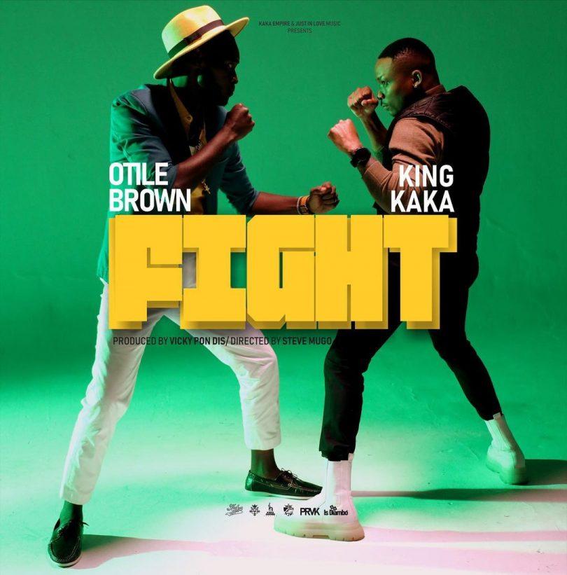 MP3 DOWNLOAD King Kaka X Otile Brown - Fight