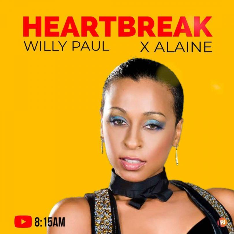 MP3 DOWNLOAD Willy Paul Ft Alaine - Heartbreak