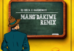 MP3 DOWNLOAD Dj Obza X Harmonize X Leon Lee – Mang'dakiwe Remix