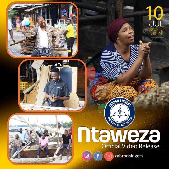 MP3 DOWNLOAD Zabron Singers – Ntaweza