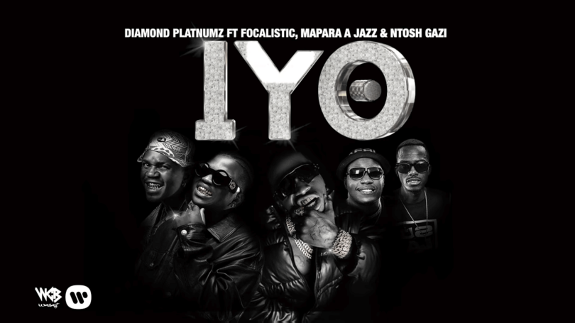 VIDEO DOWNLOAD Diamond Platnumz Ft Focalistic, Mapara A Jazz, & Ntosh Gazi – IYO
