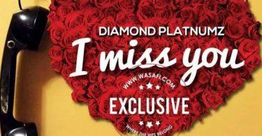 Diamond Platnumz – I miss you Lyrics