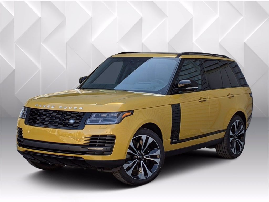 Fifty Edition that celebrates the 50th anniversary of the flagship SUV