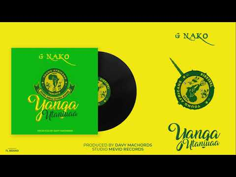 MP3 DOWNLOAD G nako - Yanga Utaniuaa