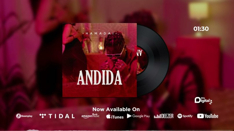 MP3 DOWNLOAD Hamadai - Andida