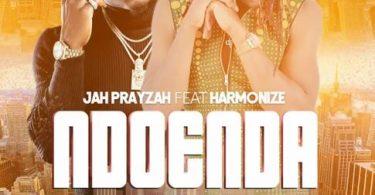 MP3 DOWNLOAD Jah Prayzah X Harmonize - Ndoenda Newe