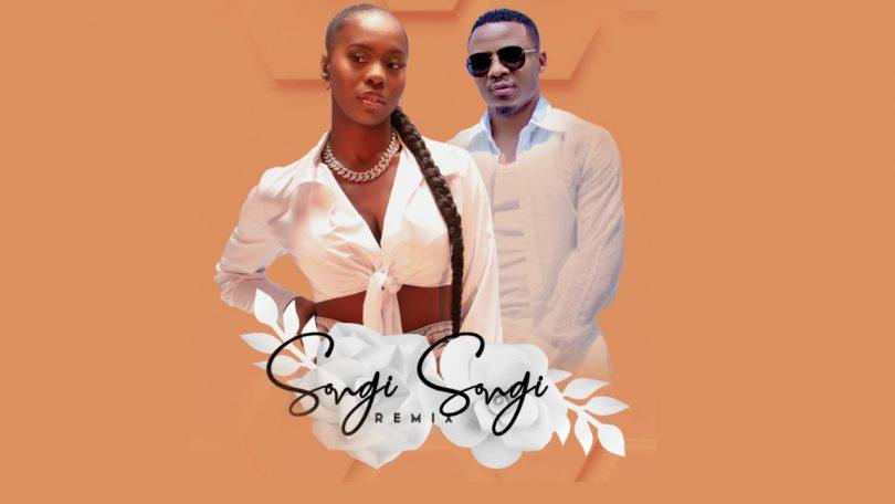 MP3 DOWNLOAD Maud Elka feat Alikiba - Songi Songi Remix