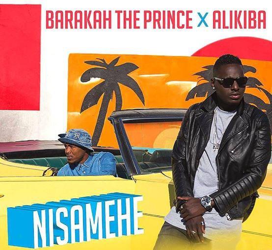 MP3 DOWNLOAD Barakah The Prince, Alikiba - Nisamehe