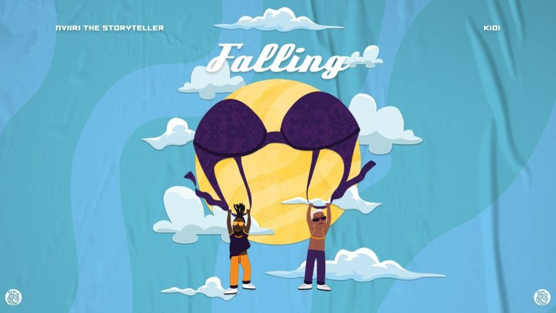 MP3 DOWNLOAD Nviiri the Storyteller Ft KiDi - Falling