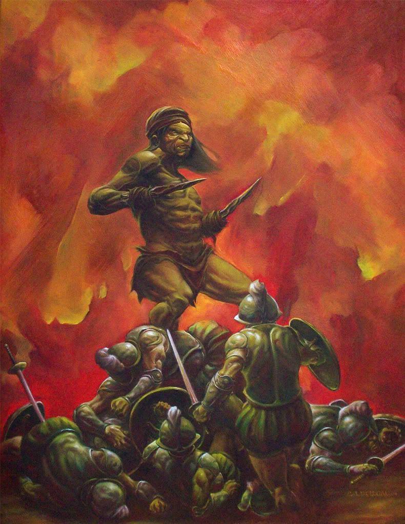 Mapuche Warrior Galvarino