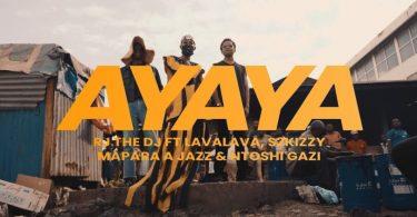 VIDEO DOWNLOAD Rj the Dj ft Ft Lava Lava X Mapara Jazz X Ntoshi Gaz – Ayaya