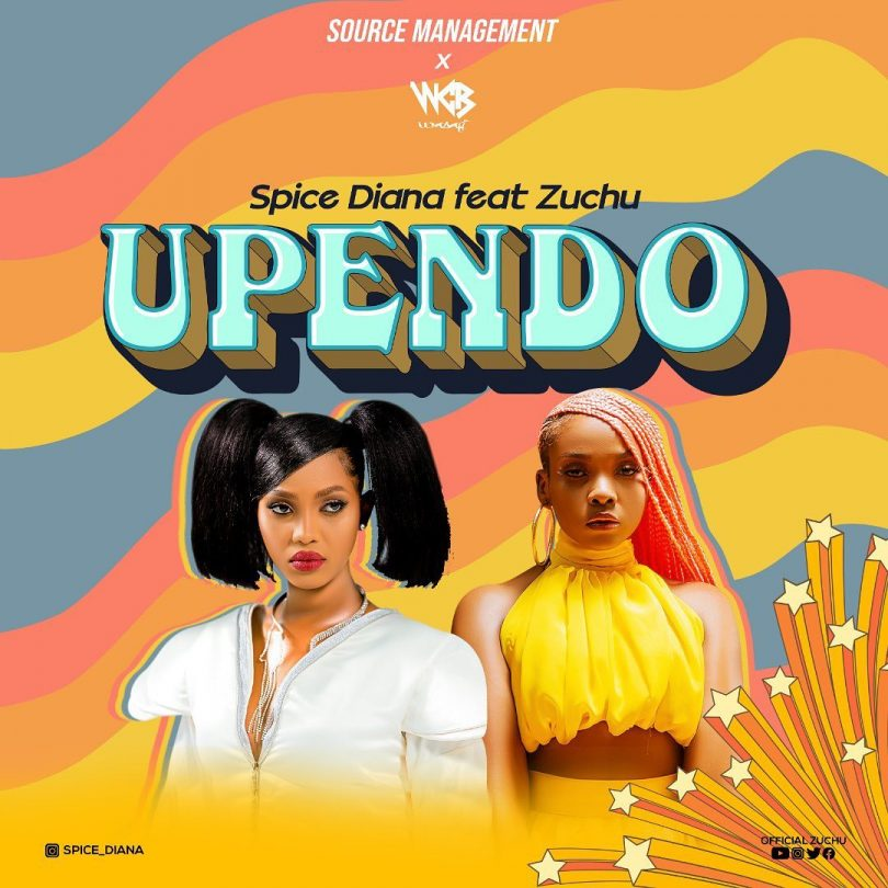 MP3 DOWNLOAD Spice Diana Ft Zuchu - Upendo
